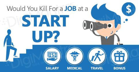 Job At A Startup