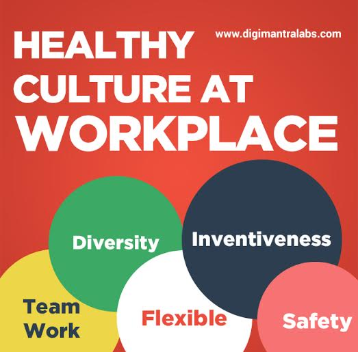 healthy culture at work