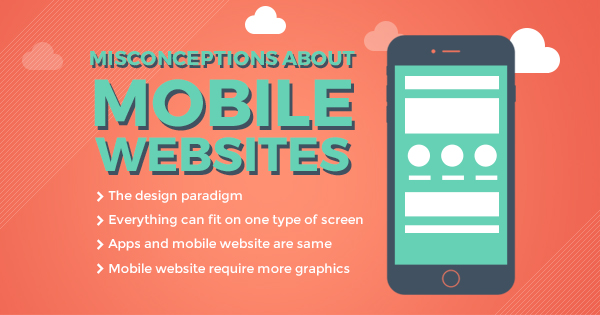 Misconceptions About Mobile Websites