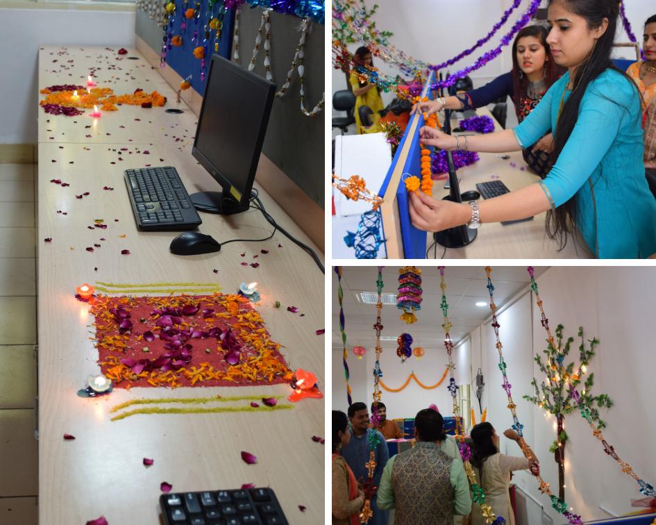 How Digimantra Labs Celebrated Diwali 2018 Digimantra