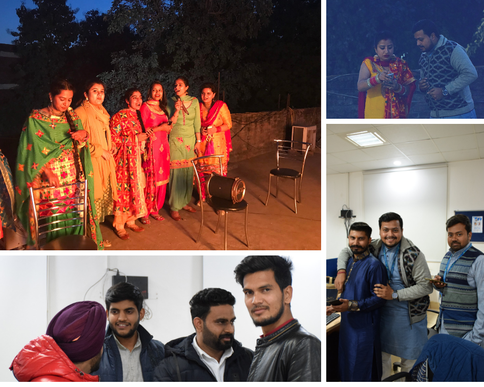 Lohri celebrations at DigiMantra Labs