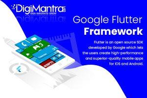Google Flutter Framework