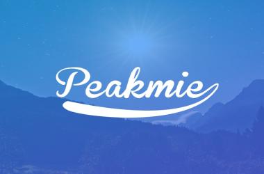 Peakmie-splash