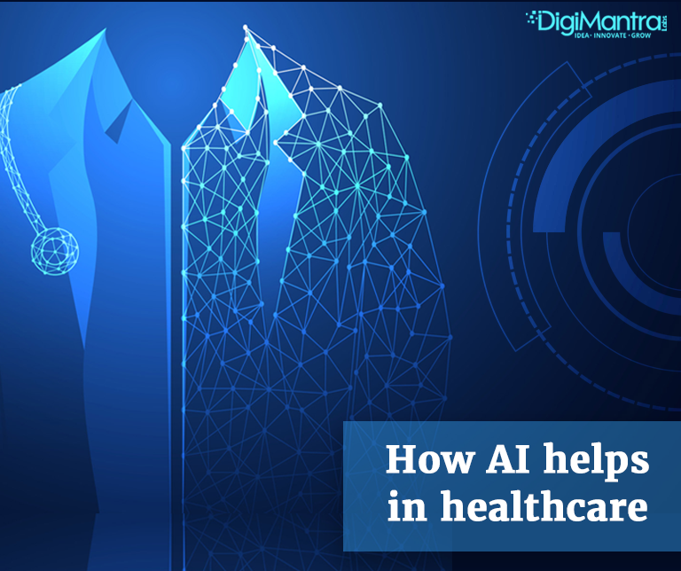 How AI helps in Healthcare