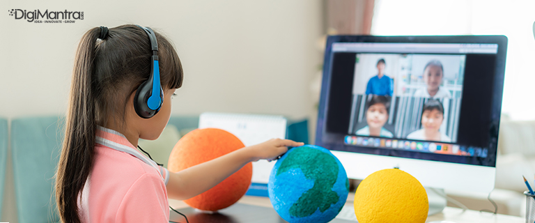 Remote Education Learning