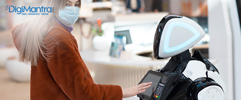 Driving innovation with Robotic retail
