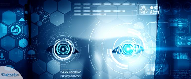 Visual artificial intelligence technology