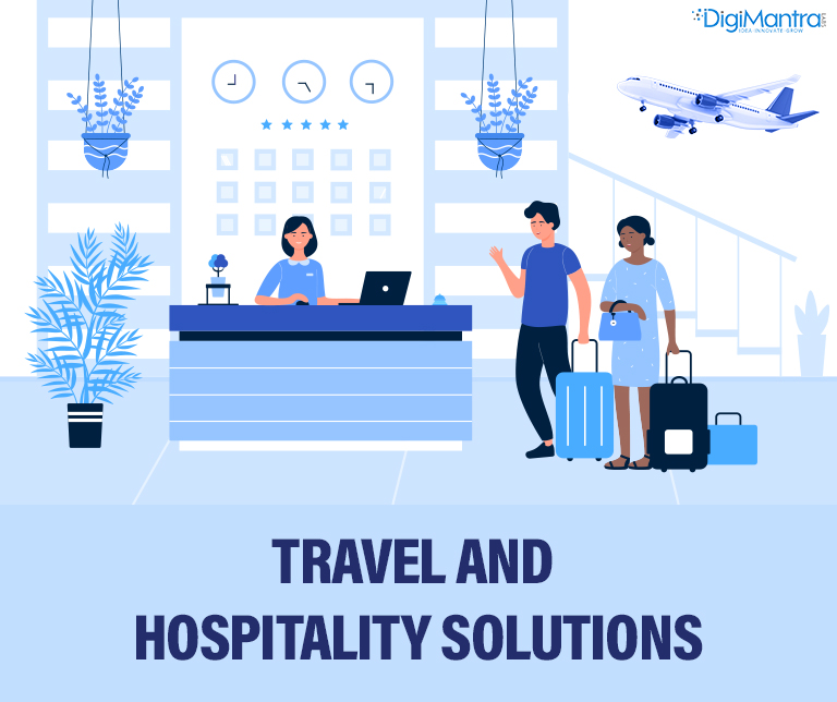 Travel and hospitality solutions