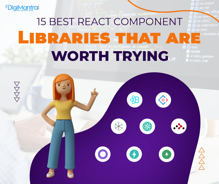 Best React Component Libraries 2021